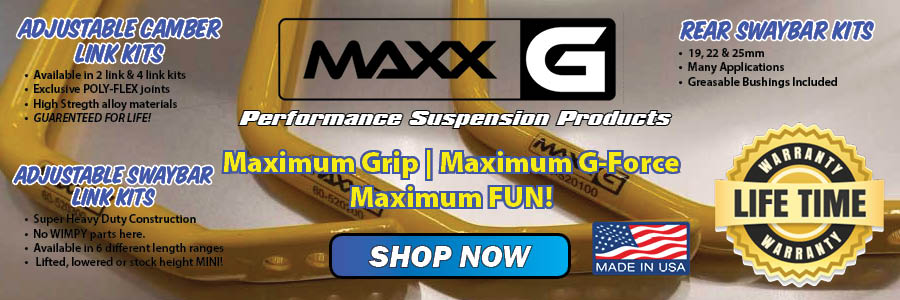 MAXX-G Suspension