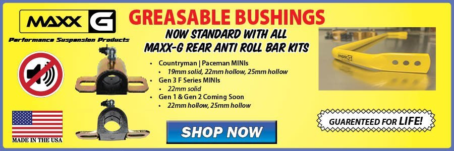 MAXX-G Greasable Bushing