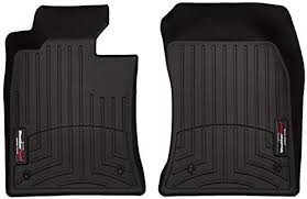 WeatherTech Mats for Gen 2 MINI Cooper - Black