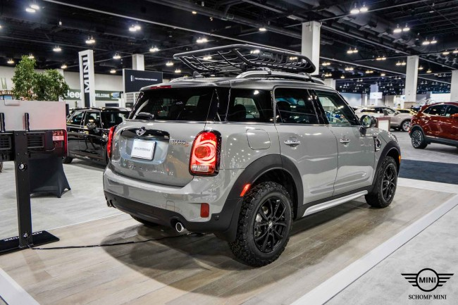 Mini Cooper F60 Countryman F54 Clubman Or F48 Bmw X1 Lift Kits