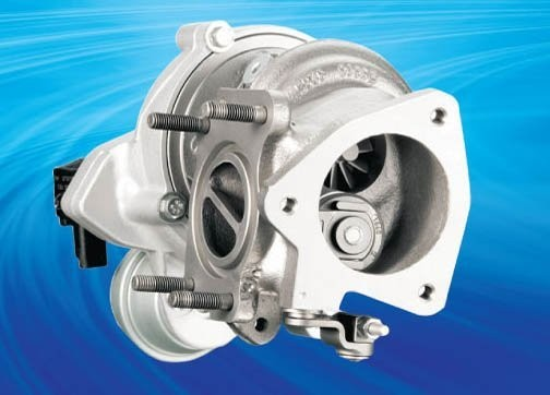 Borg Warner Ko3 Upgraded Mini Turbocharger