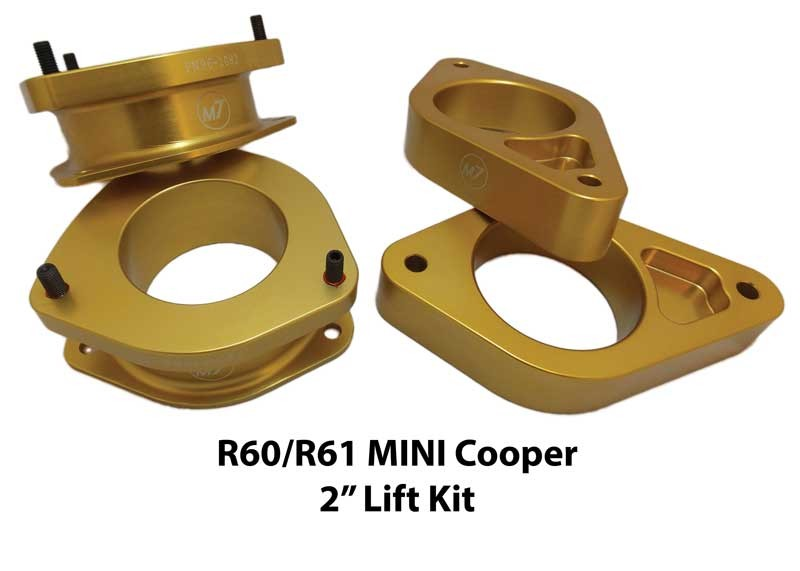 "R60 Countryman 2"" Lift Kit"
