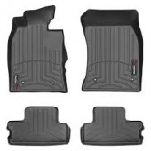 WeatherTech Mats for Gen 1 MINI Cooper-Black