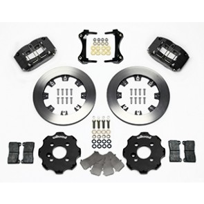 Wilwood 4 Piston Big Brake Kit