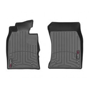WeatherTech Mats for Gen 1 MINI Cooper - Black