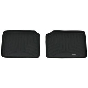 WeatherTech Countryman Mats-Black