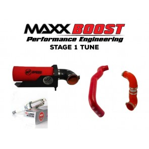 M7 Speed HIGH Performance Stage 1 Tuner Kit with MAXXBoost Tuner