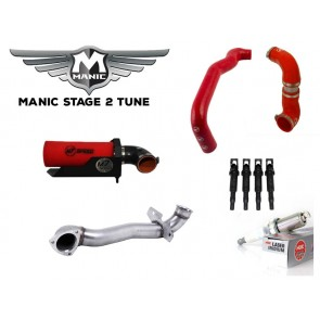 M7 Speed High Performance Stage 2 Tuner Kit