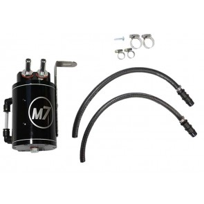 M7 Speed Oil Catch Can Kit with Hose & Hardware Kit