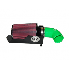MAXX Flo Green Elbow & Red Pleated Filter
