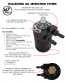 M7 Speed Oil Catch Can Design Features