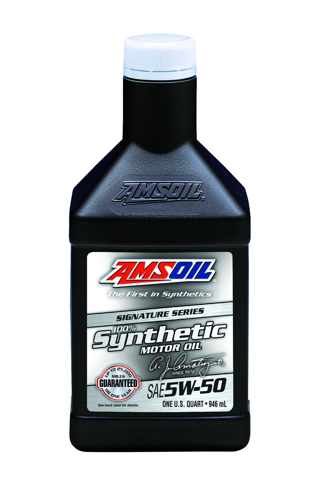 Amsoil SAE 5W-50 Signature Series 100% Synthetic Motor Oil