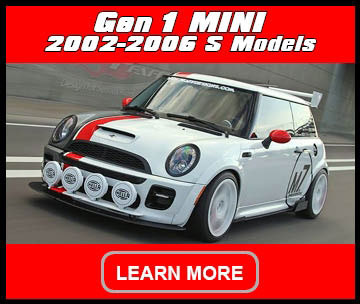 M7 Speed | World Leader for Mini Cooper Performance Parts