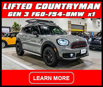 Lifted Gen 3 Countryman