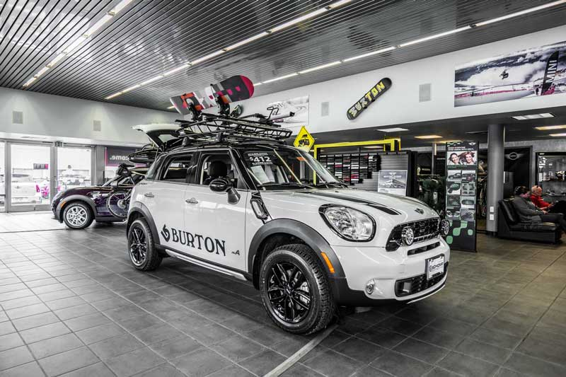 Schomp MINI Lifted Countryman