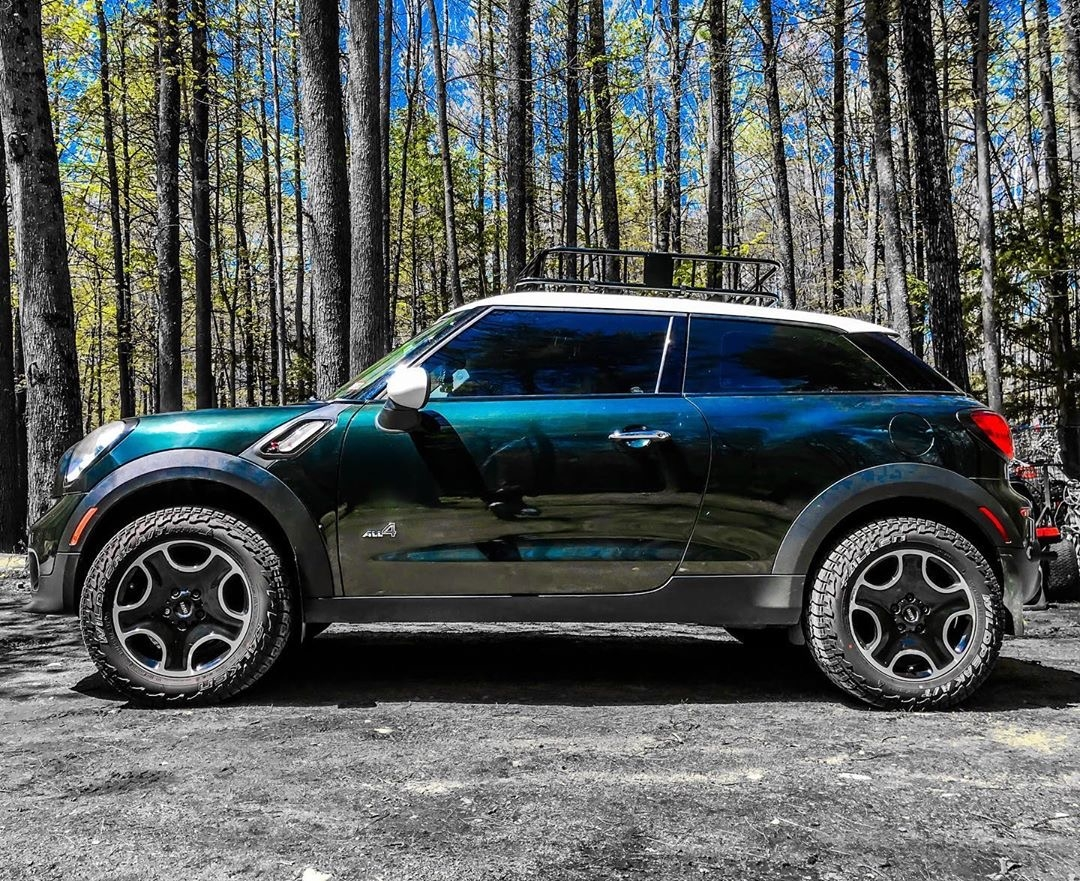 Lifted R61 MINI Paceman