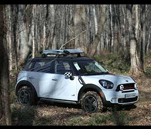 Prestige Lifted MINI Cooper Countryman
