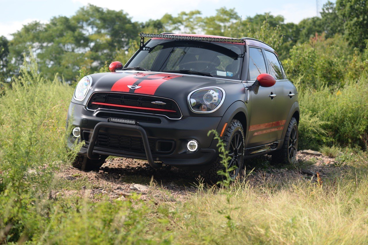 Eurotech Lifted MINI Countryman_4