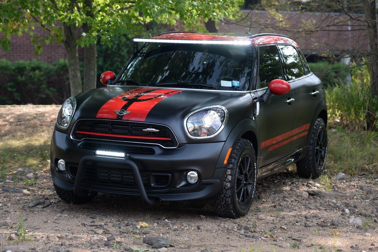 Eurotech Lifted MINI Countryman_2