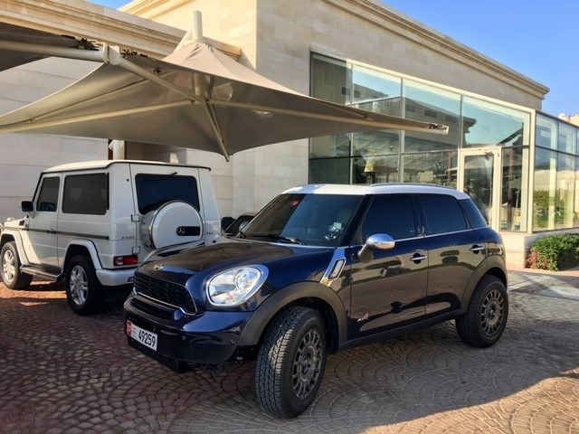 Lifted R60 MINI Countryman