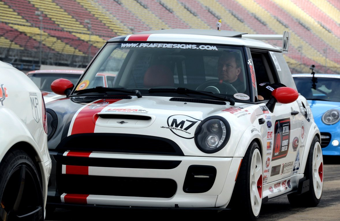 Blog - Alter Ego Takes On American Muscle Cars at MIS | M7Speed.com