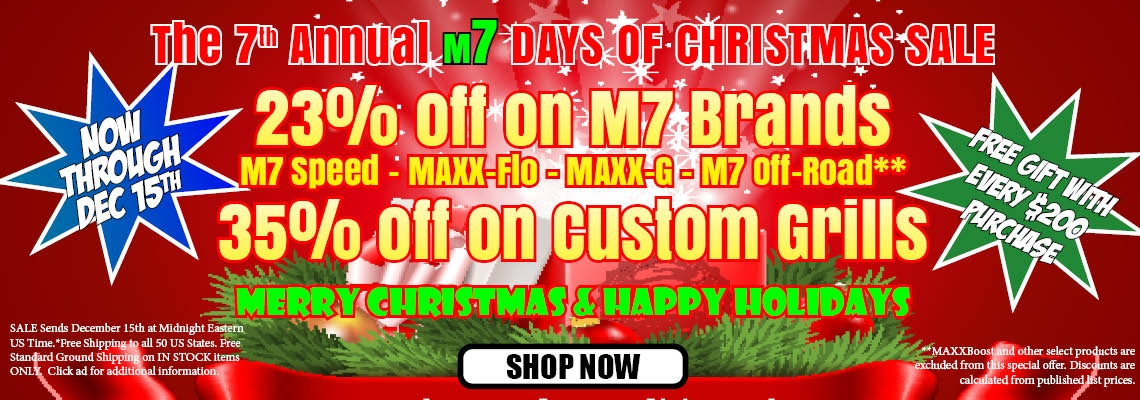 M7 Days Of Christmas