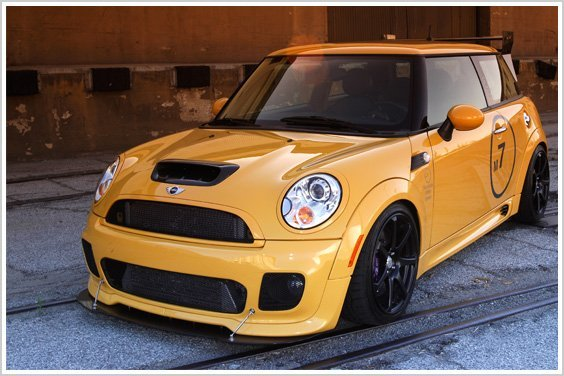 M7 Tuning MINI Parts and Accessories